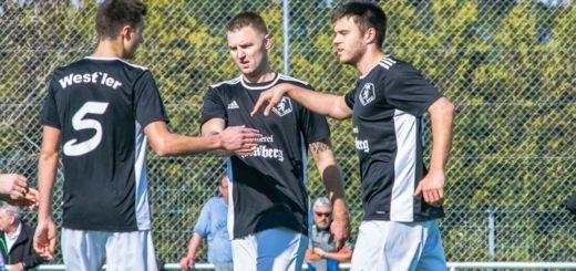 DJK Passau West I - SV Dorfbach I 9 : 0 Spielbericht März 2019