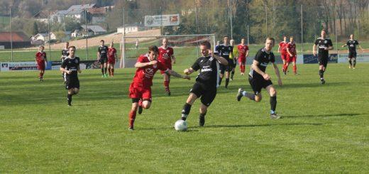 DJK Passau West 1 - SV Weng 1