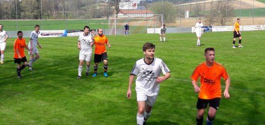 DJK Passau West 2 - SV Weng 2