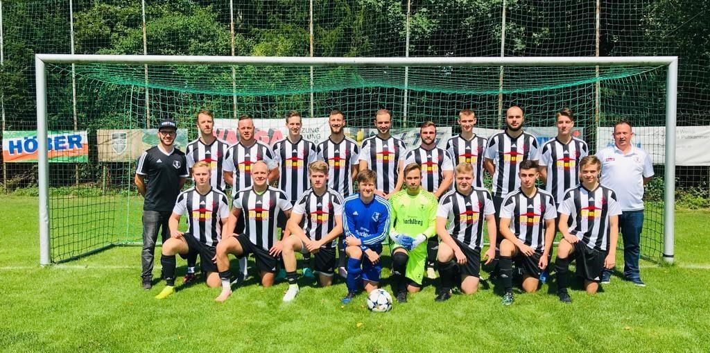 DJK Passau-West 2. Fussball-Mannschaft 2019/2020